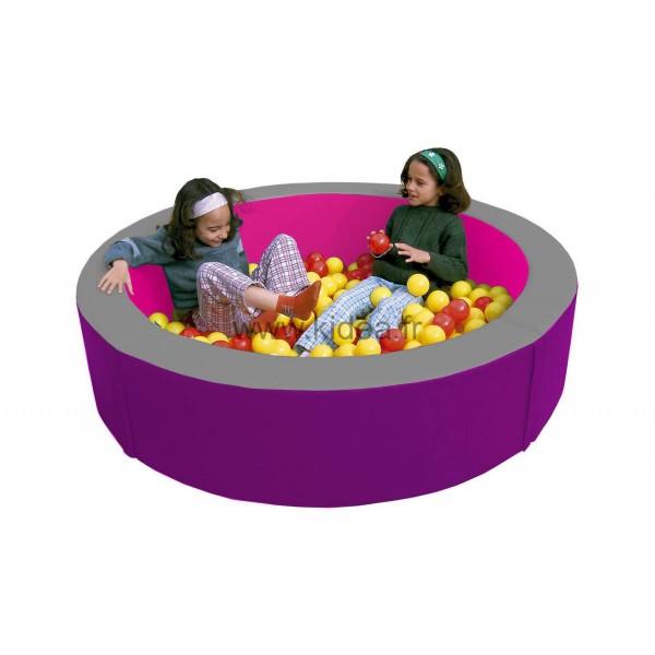 piscine balles ronde. Black Bedroom Furniture Sets. Home Design Ideas