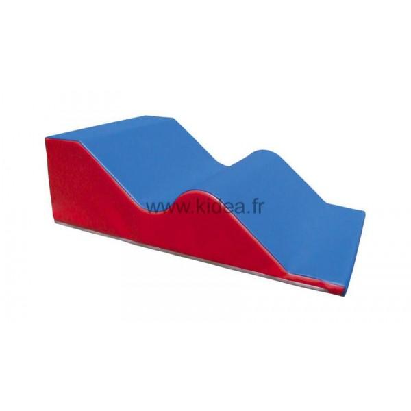 Vague plate 1/5 ondulations de motricité
