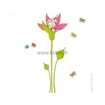 Sticker Violette