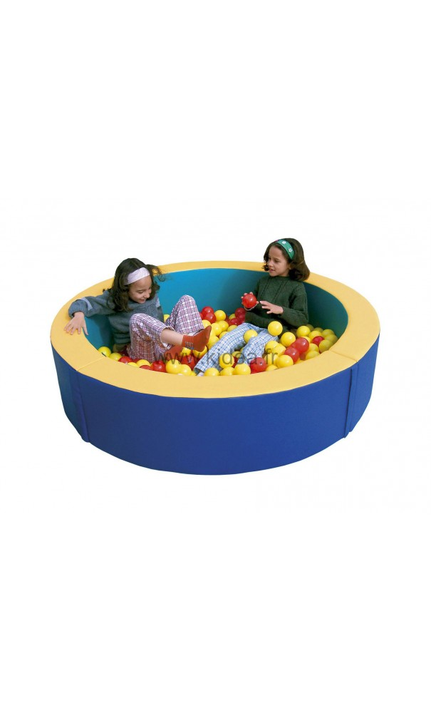 Piscine balles ronde for Piscine a boule en mousse