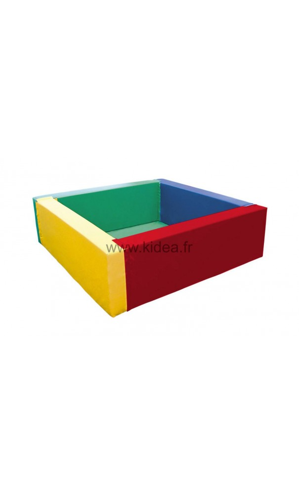 Piscine balles carr e for Piscine a balle