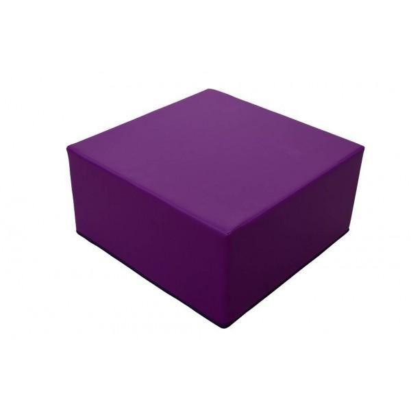 Assise en mousse carré