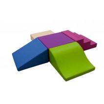 Parcours de motricité « PODIUM » (5 modules)
