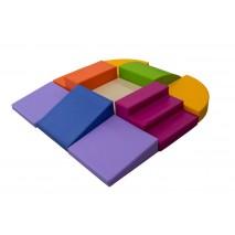 Parcours de motricité « FUN » (9 modules)