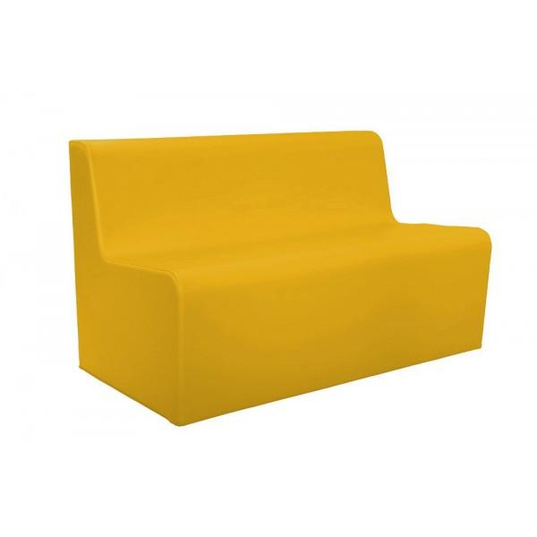 Canapé double en mousse pour adultes