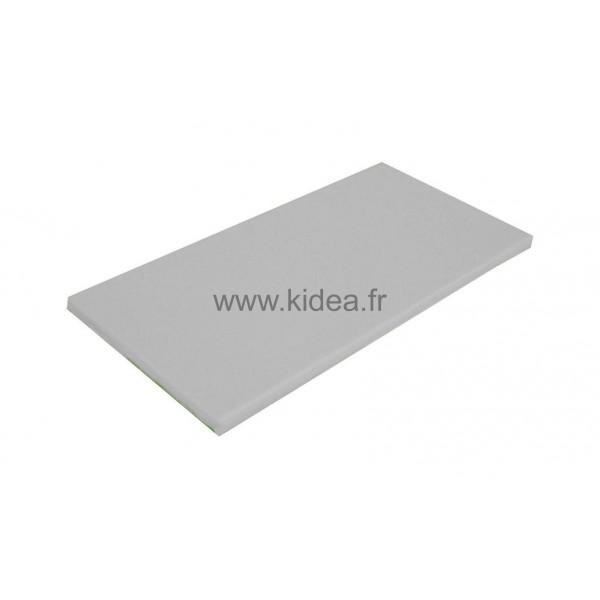 Tapis de gymnastique gris