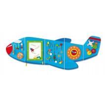 Grand jeu mural avion