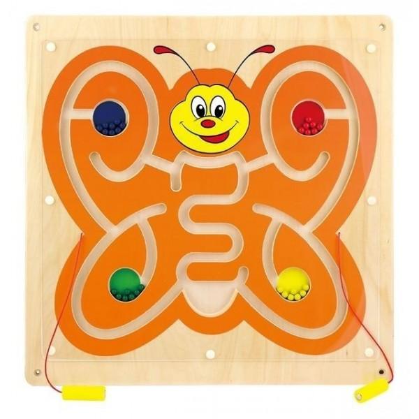 Jouet mural papillon