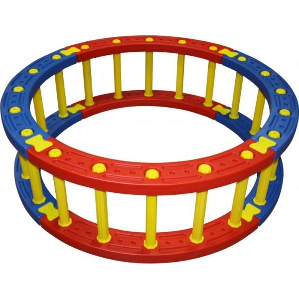 Arche de motricité avec échelle - Le lot de 2