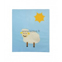Protection murale - Motif mouton