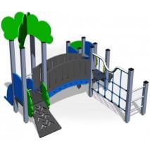 Structure multi-jeux arbre