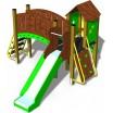 Structure de jeux viaduc
