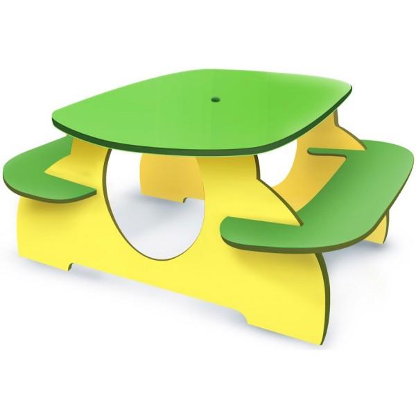 Table extérieur collectivité