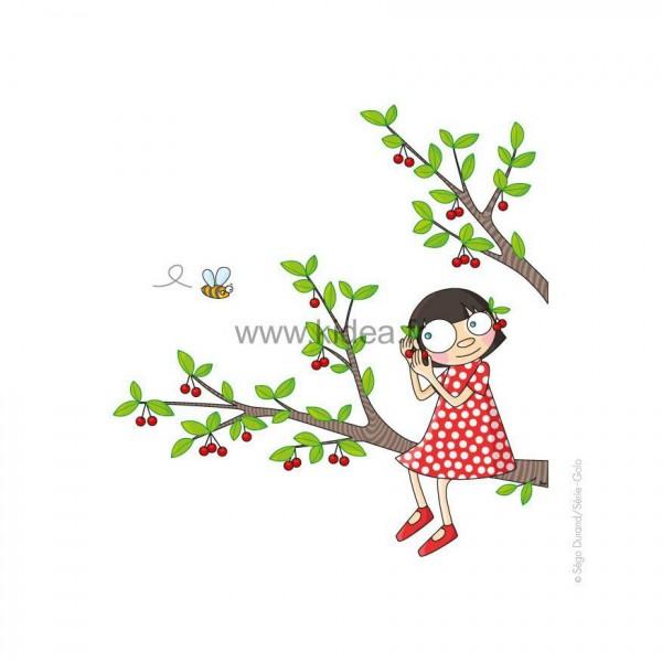 Sticker Les cerises