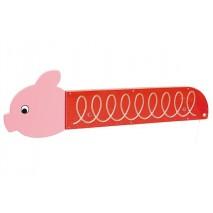 Panneau de pré écriture cochon
