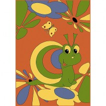 Tapis de regroupement escargot