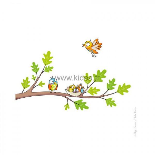 Sticker Le nid