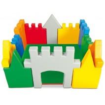 Jeu de construction géant Château