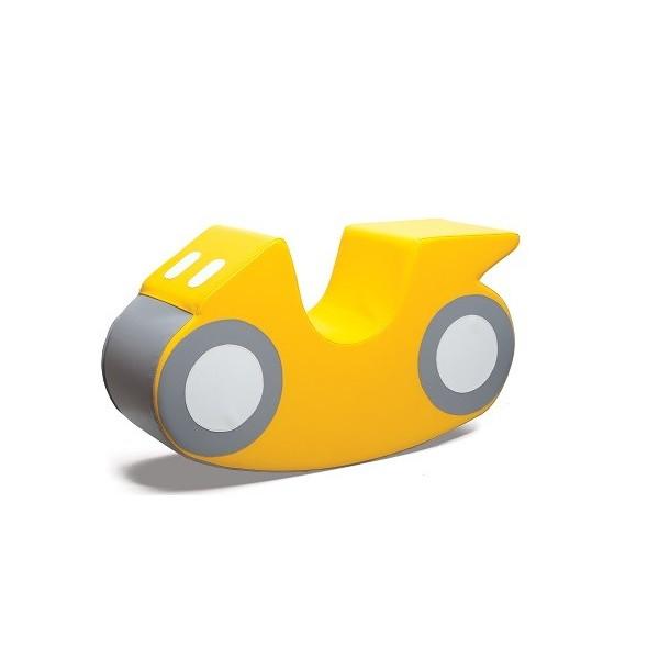 Moto à bascule