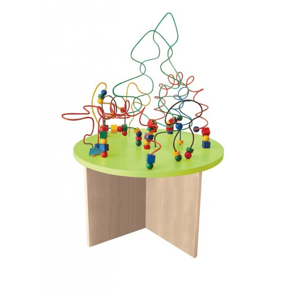 Table boulier Forêt