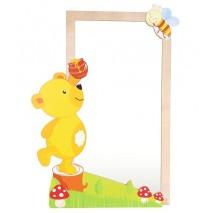 Miroir enfant ourson