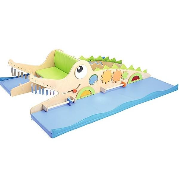 Crocodile sensoriel