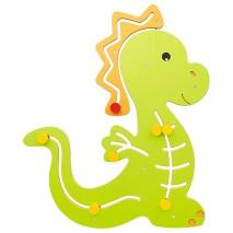 Jeu motricité mural dragon