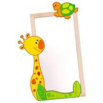 Miroir enfant girafe