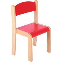 Chaise classe maternelle colorée - T1 à T3