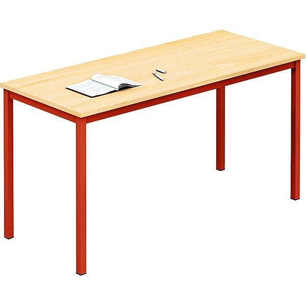 Lot de 10 tables scolaire standard