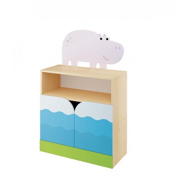 Petite armoire Savane
