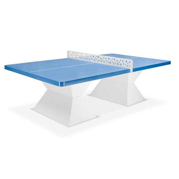 Table ping pong extérieur robuste