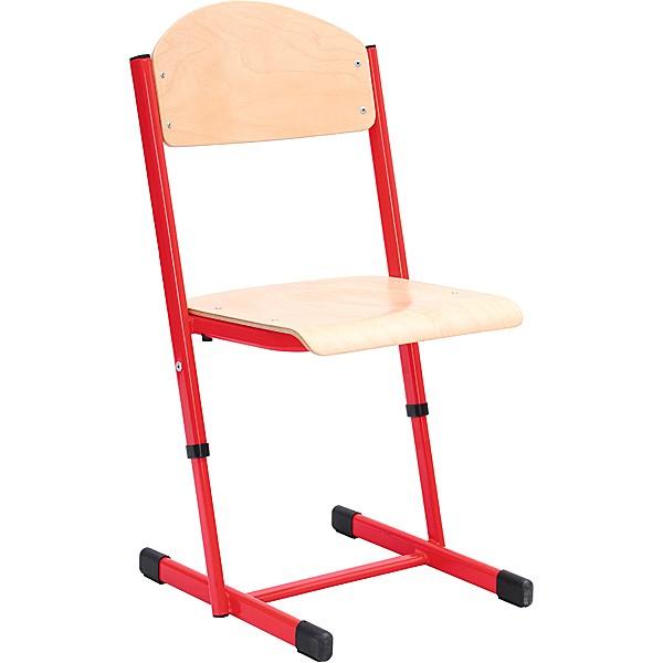Chaise scolaire réglable