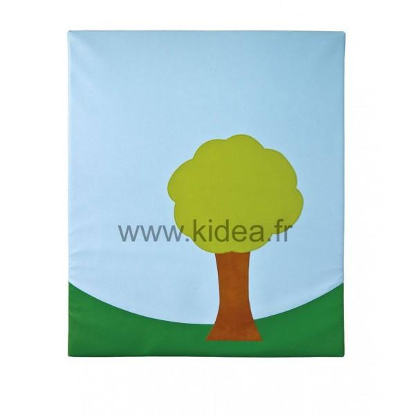 Tapis mural - Motif arbre