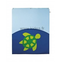 Protection murale - Motif tortue