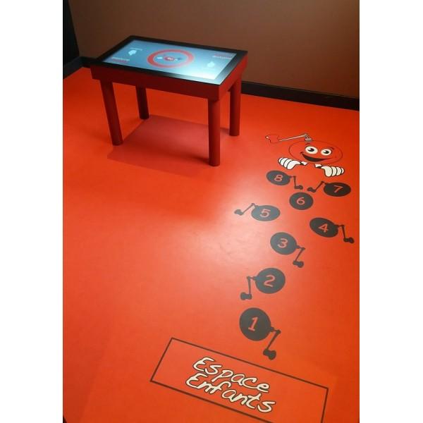 Table tactile enfant CLEA