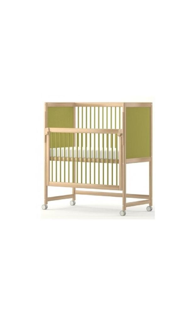 Lit sur lev avec barri re coulissante kidea - Lit bebe barriere coulissante ...