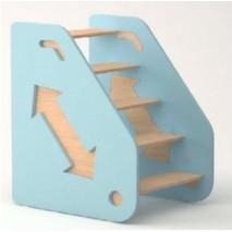 Escabeau pour meuble à langer