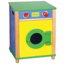 Machine à laver en bois enfant