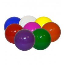 Balles unicolor - Balles pour piscine