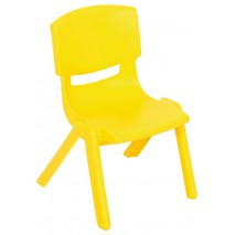 Chaise empilable maternelle