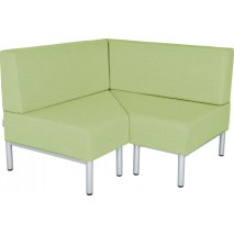 Canapé d'angle espace détente