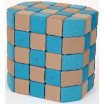 Starter 150 blocs mousse géants magnétiques