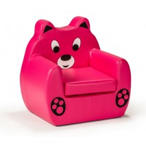Fauteuil maternelle ours