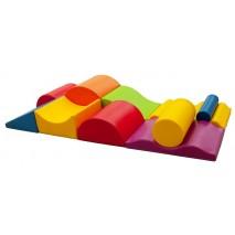 Parcours de motricité «AVENTURE » (10 modules)