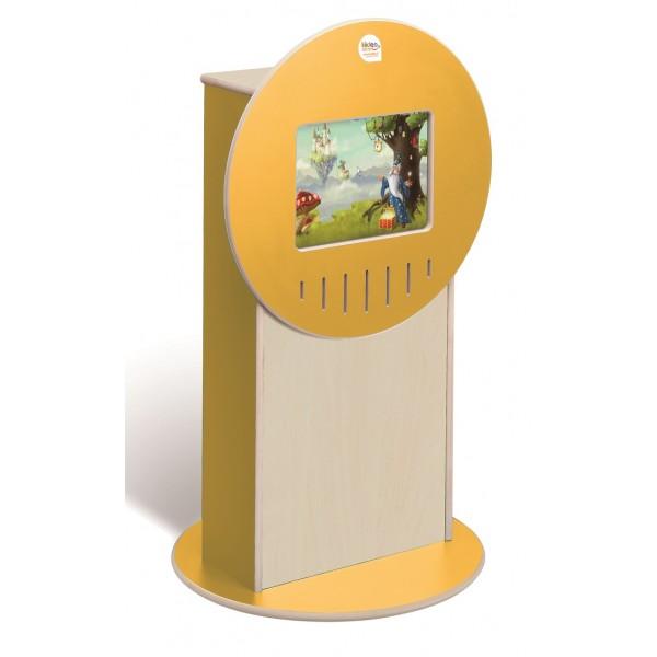 Totem interactif enfant