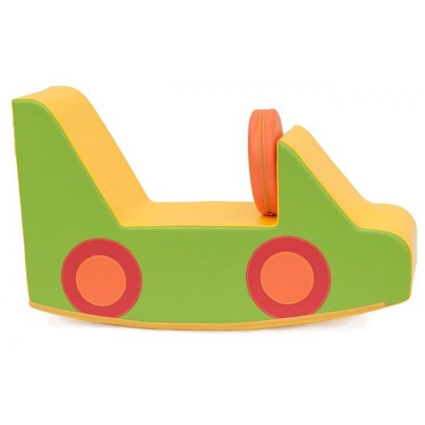 Jeu imitation voiture enfant