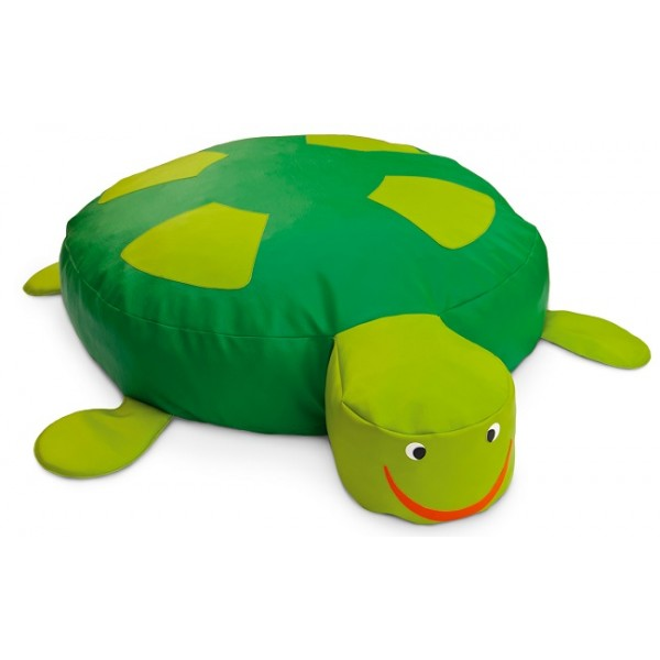 Grand coussin enfant - Forme tortue