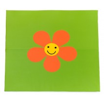 Tapis mousse fleur
