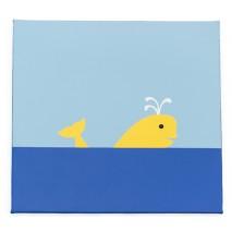 Tapis éveil baleine